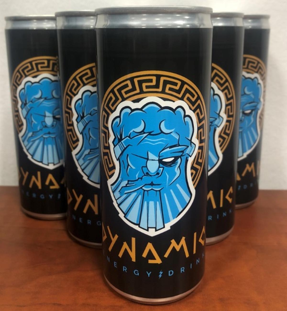 'Dynamic', la bebida energética del Institut Esteve Terradas de Cornellà.