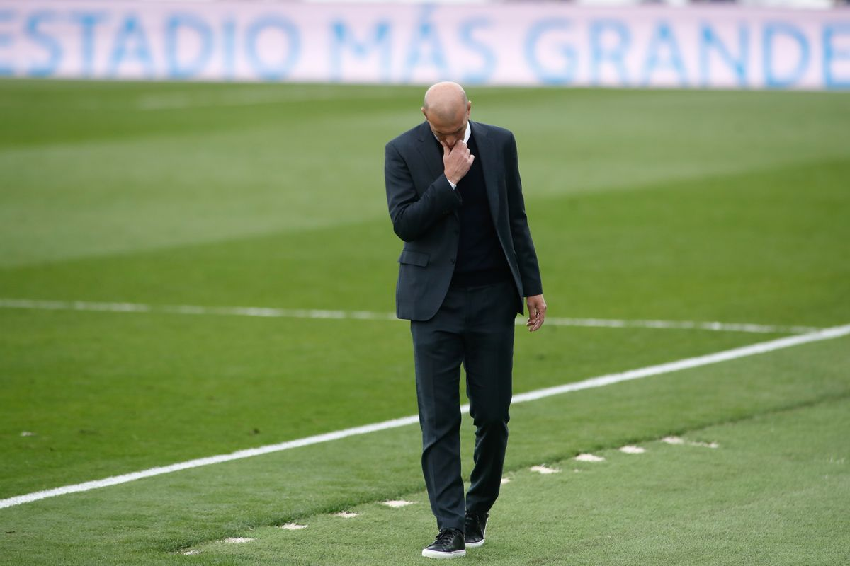 El futur del Reial Madrid, pendent de Zidane