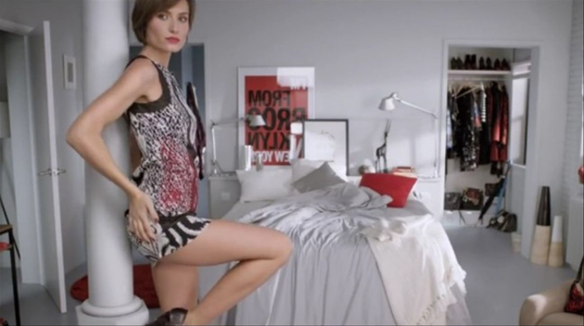 Uno de los anuncios de la nueva campaña de Desigual