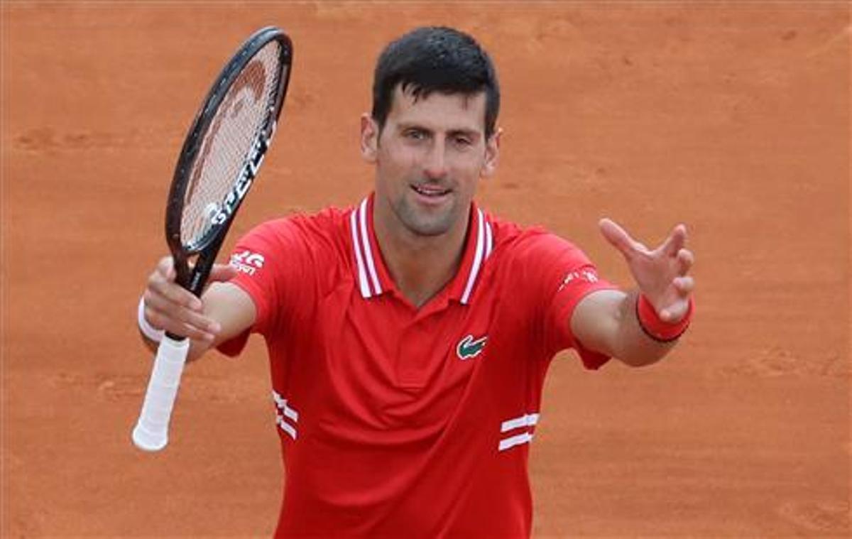 Djokovic i Nadal tornen amb força a Montecarlo
