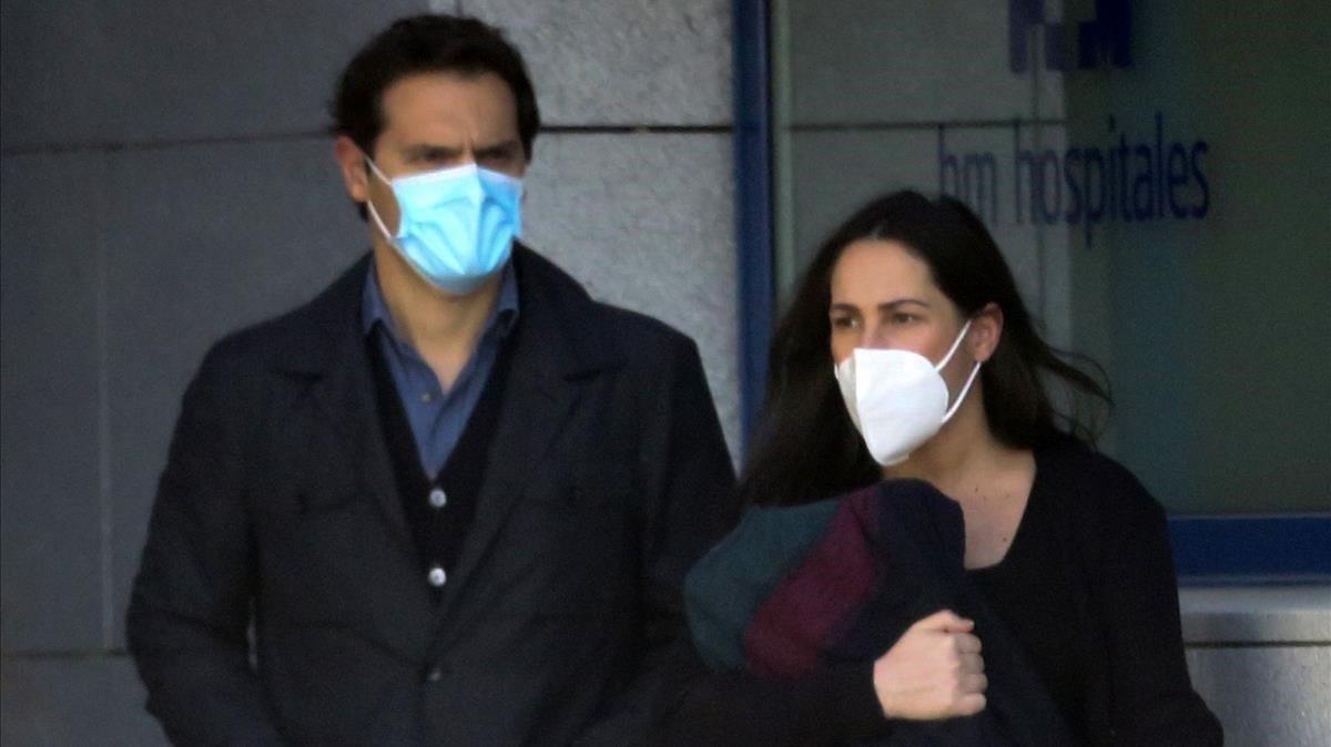 Malú i Albert Rivera: «La nostra nena, Lucía, ja és aquí»