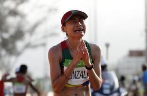 Quatre anys de sanció a la subcampiona olímpica de marxa
