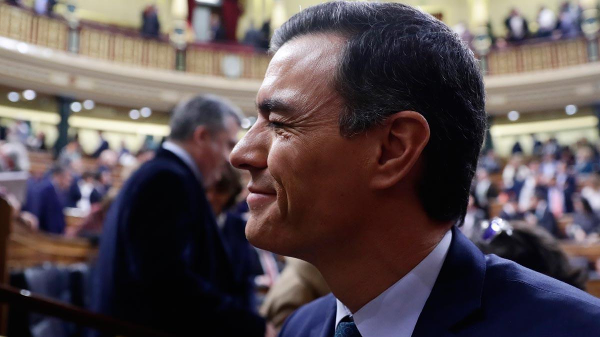 Sánchez no duda sobre si será investido el martes: ¡Claro, hombre!.