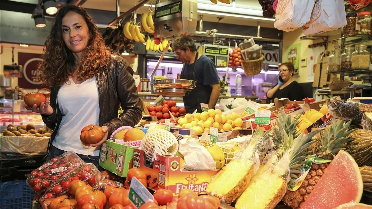 Diletta Parente, organizadora del FoodWaste Hackathon, que se celebraráen Sant Cugat del Vallès.
