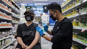 Els EUA alerten d'una «pandèmia de no vacunats»