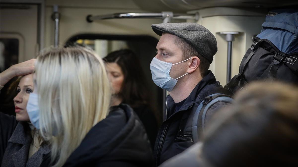 Rússia adopta mesures draconianes per protegir-se del coronavirus