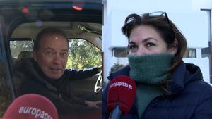 Primeras declaraciones de Bertín Osborne y Fabiola tras anunciarse su separación.