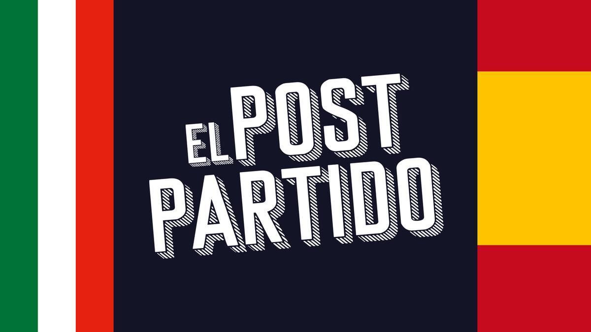 El post partido del Italia - España: lección de la España de Luis Enrique y Gavi