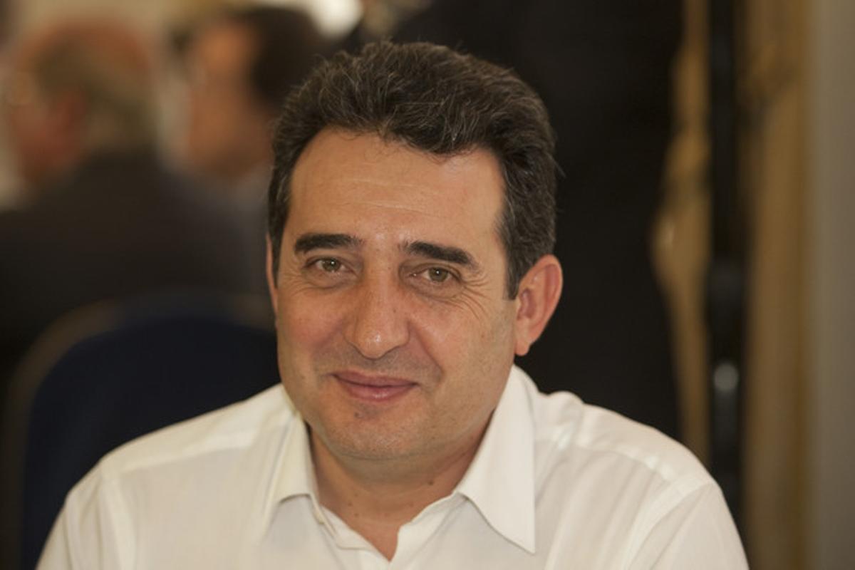 El alcalde de Sabadell, Manel Bustos, en una imagen de archivo.