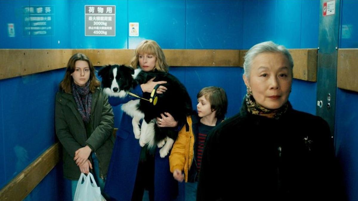 Un fotograma de la película 'Tokyo shaking', de Olivier Peyon