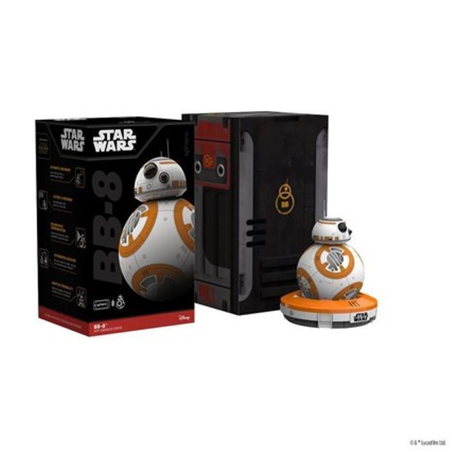 El jueguete BB-8 de Star Wars, estrella de la Navidad.