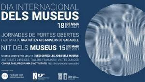 Sabadell celebra el Día Internacional de los Museos y la Noche de los Museos por décimo año consecutivo.