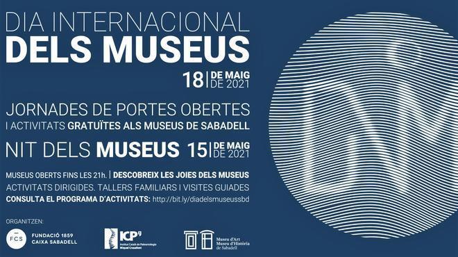Sabadell celebra el Día Internacional y la Noche de los Museos por décimo año consecutivo