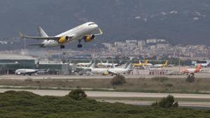 Les aerolínies preparen el seu enlairament