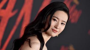 Liu Yifei, una Mulan d'alta costura