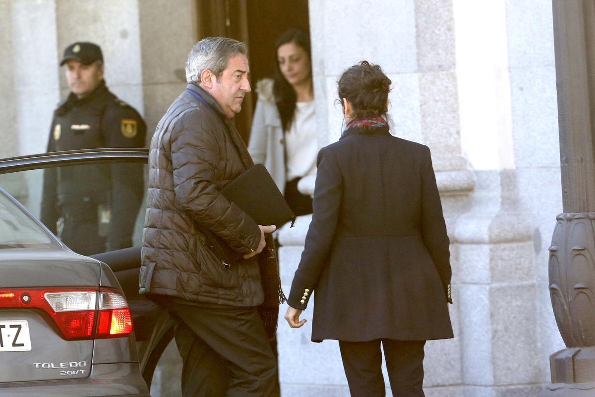 El fiscal Javier Zaragoza, en una imagen de 2019.