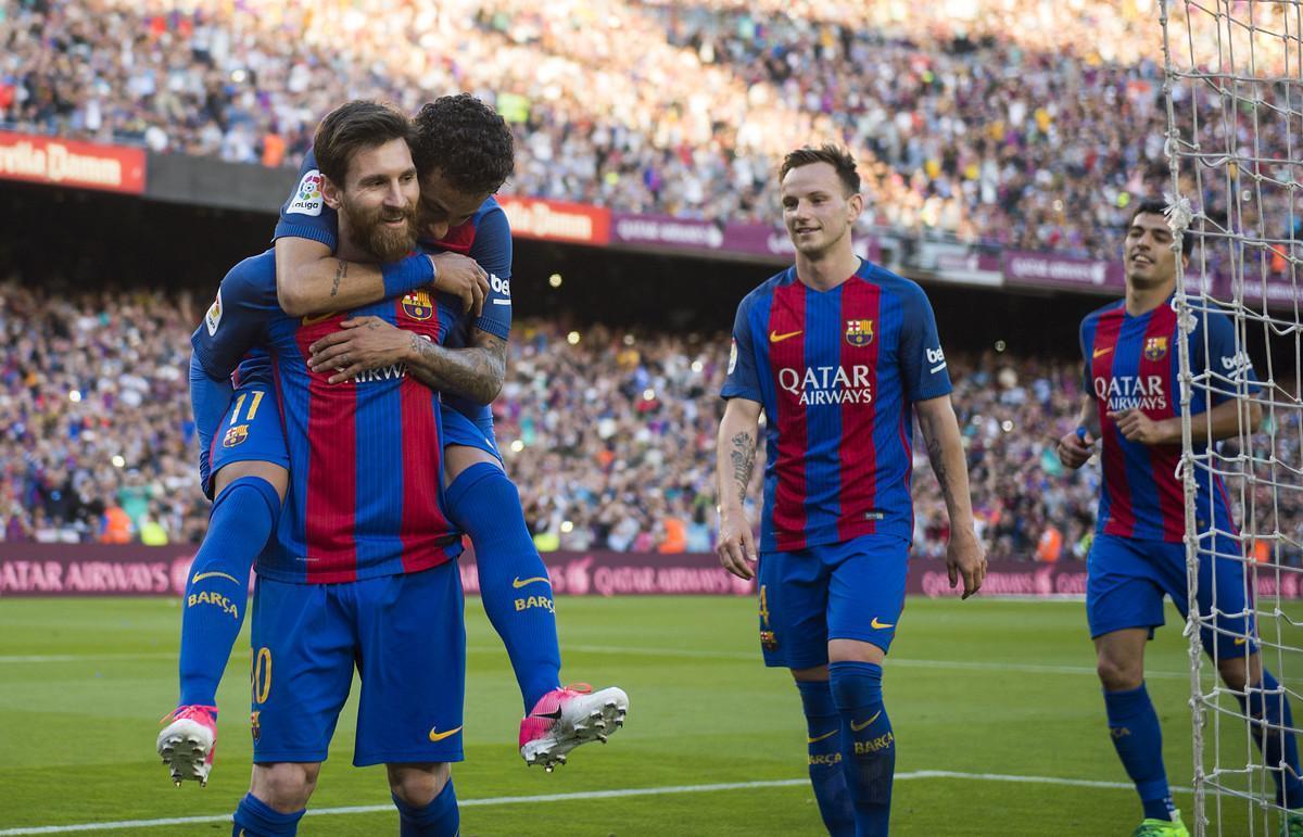 Messi se luce a lo Panenka