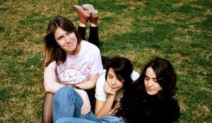 El grupo pop Rombo.