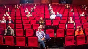 """""""El tío que tose en el cine y la tía que manda callar en la biblioteca han unido fuerzas en el Teatro Goya"""""""