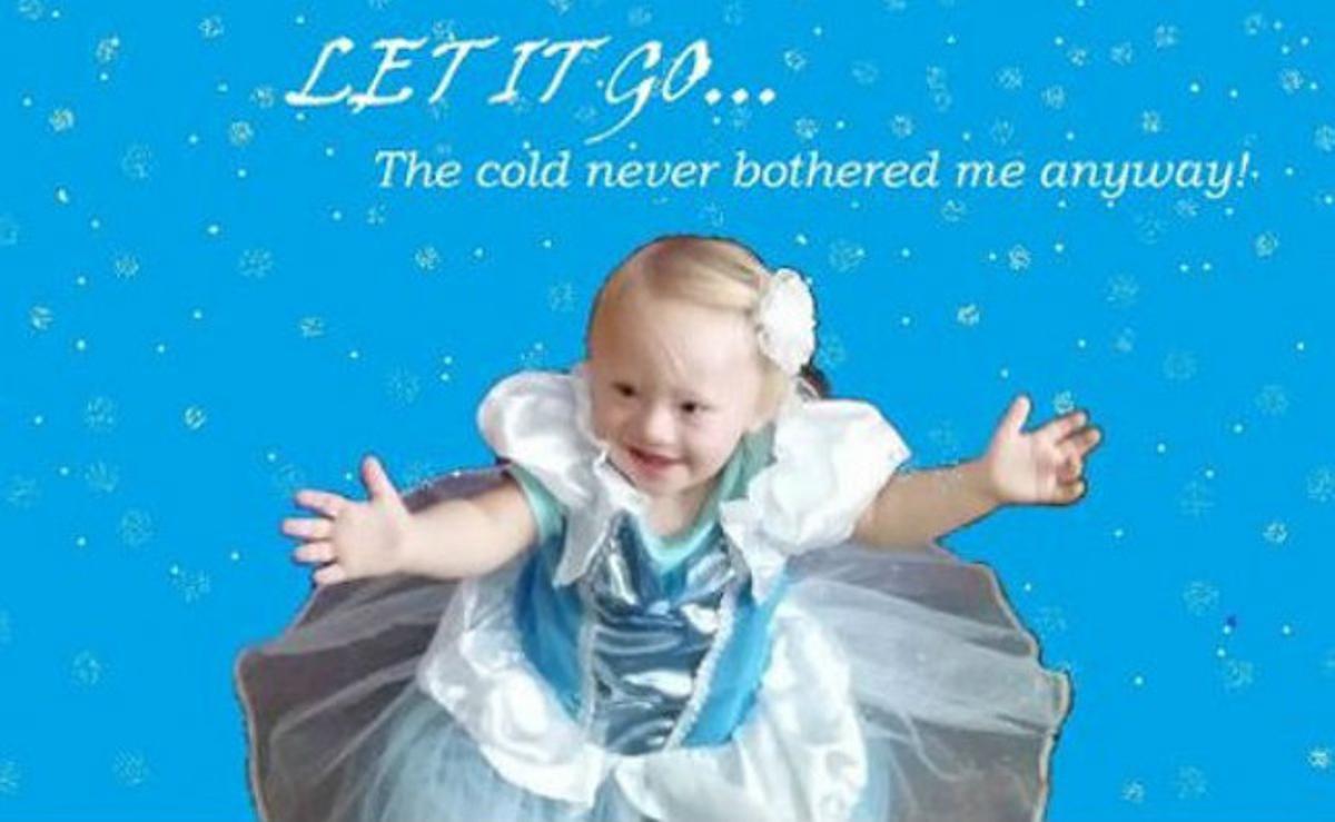 Una madre inicia una campaña para que Disney tenga una princesa con síndrome de Down