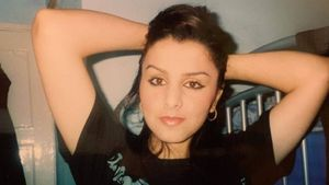 La joven Banaz Mahmod.