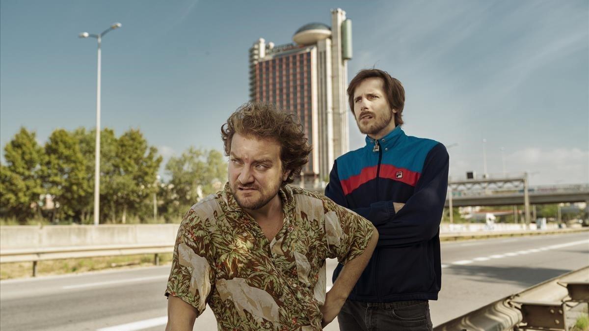 Pol López y Nao Albet serán Vladimir y Estragó,los protagonistas de 'Esperant Godot'.