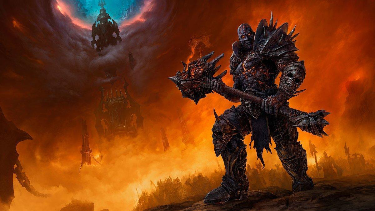'Shadowlands', la octava expansión de 'World of Warcraft', llegará en octubre