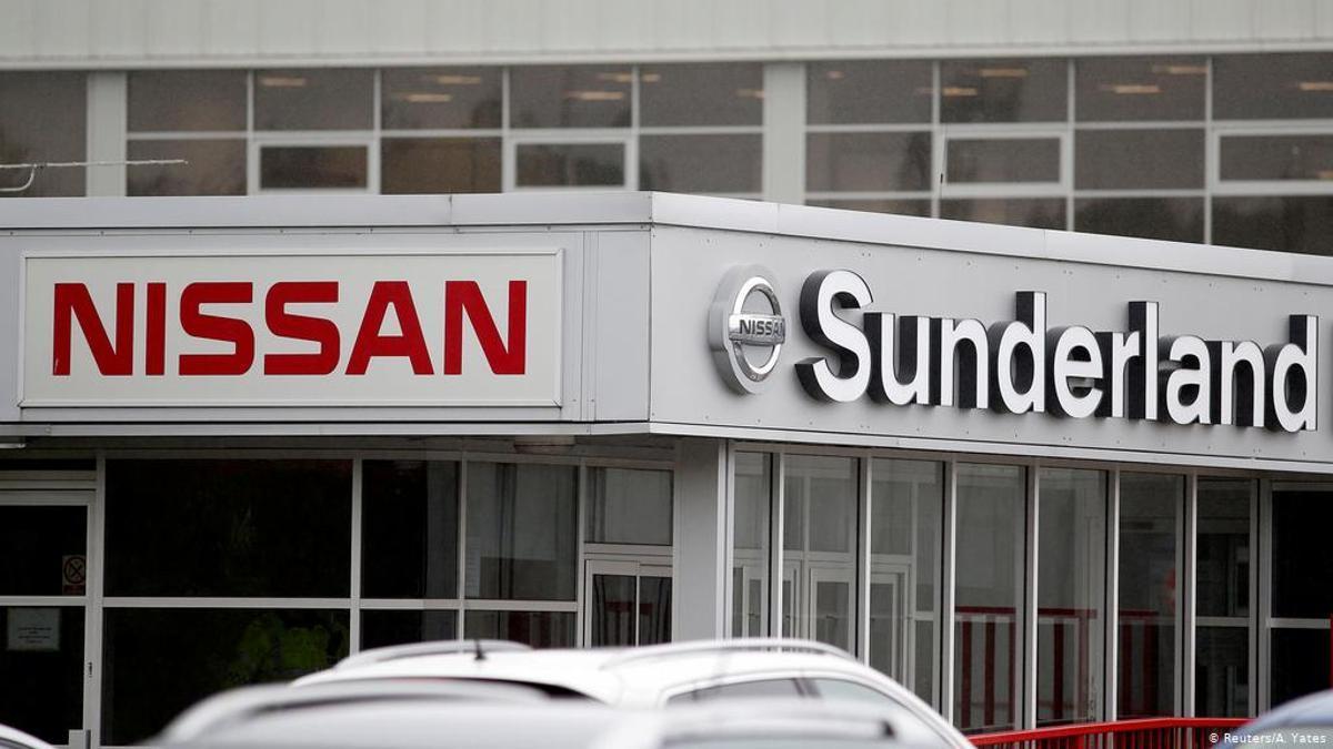 Nissan reitera el seu compromís amb la planta de Sunderland, Anglaterra