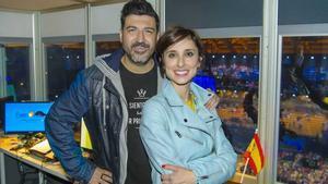 Tony Aguilar y Julia Varela serán los presentadores de 'Destino Eurovisión' en TVE