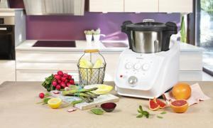 El robot de cocina de Lidl.