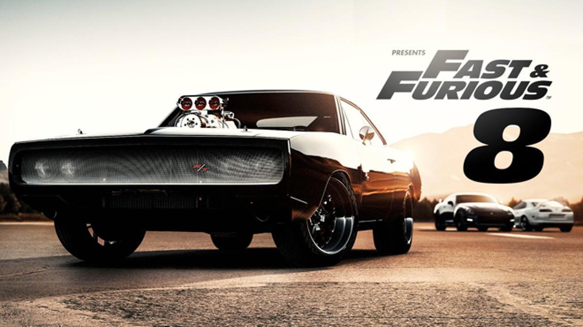 trailer de la película 'Fast & Furious 8'