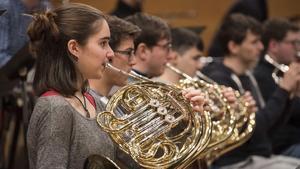 La Jove Orquestra Nacional de Catalunya, 25 anys formant músics