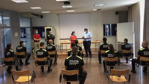 La policia local de Mataró incorpora 11 nous agents