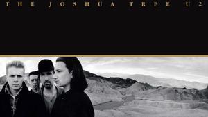 Fragmento de la portada del álbum 'The Joshua Tree'.