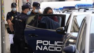 El cantante Diego 'El Cigala' sale detenido de comisaría
