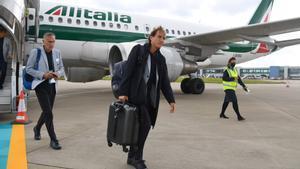 Mancini: «Espanya és extraordinària i Luis Enrique, un entrenador bravíssim»
