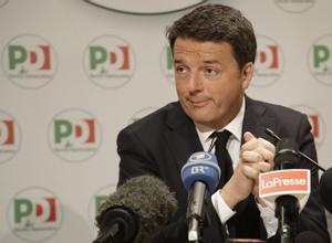 Matteo Renzi, en una imagen de archivo.