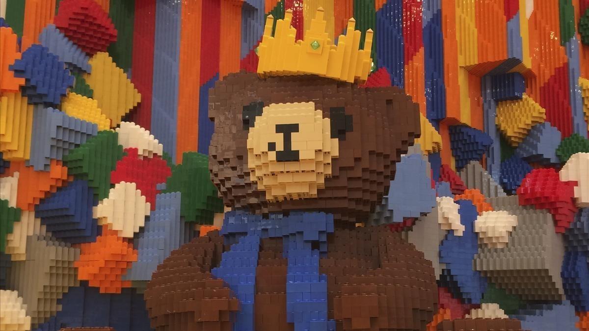 Lego elige Barcelona para la apertura de su primera tienda insignia en España