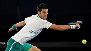 Djokovic también renuncia a jugar en Miami