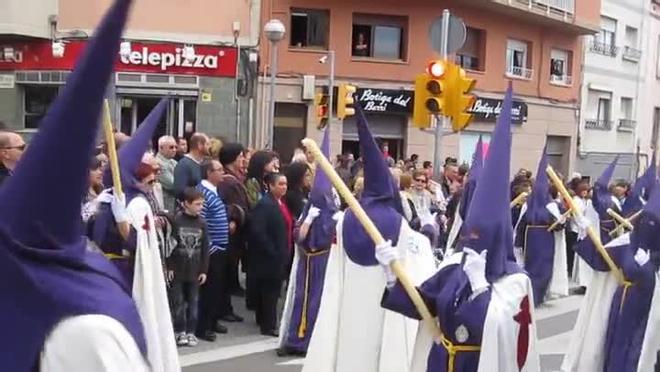 Suspendidas las procesiones de Semana Santa en Catalunya por el coronavirus