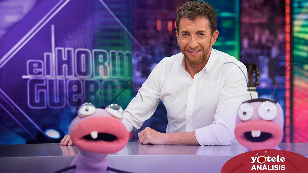 'El Hormiguero' bate récord de audiencia: Griso y Almeida impulsan a Pablo Motos a su mejor temporada