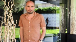 El director Peter Strickland, en una de sus visitas al Festival de Sitges