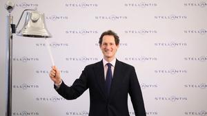 John Elkann, presidente de Stellantis