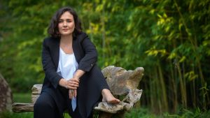 Adriana Domínguez, presidenta de Adolfo Domínguez.