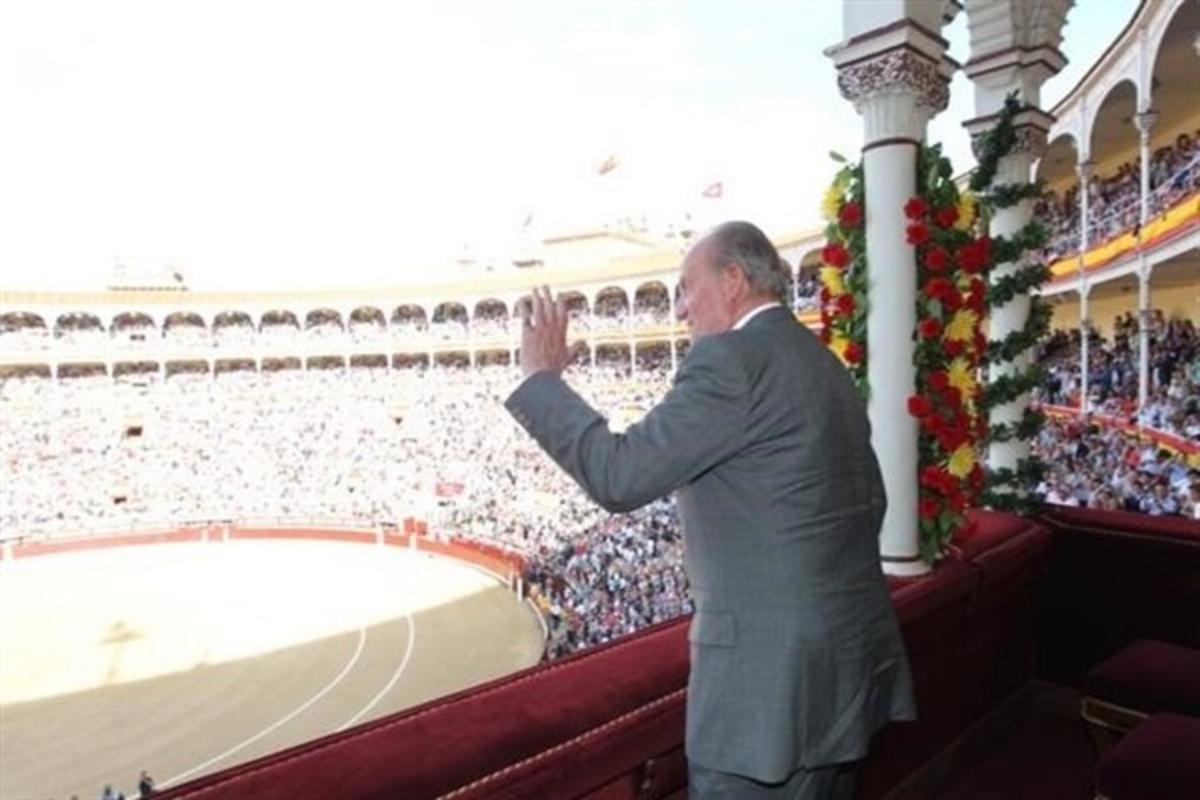 El rey Juan Carlos I presidirá la gala de los carteles de San Isidro
