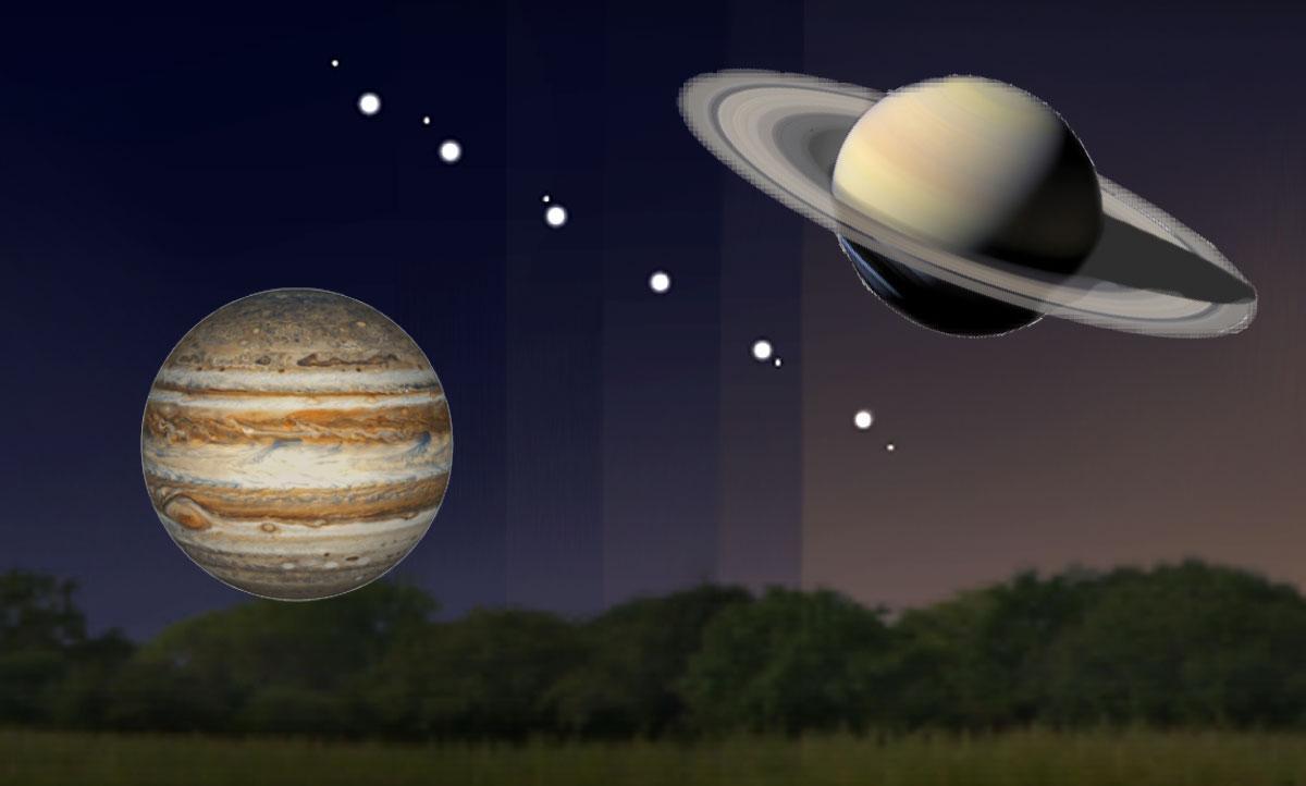 La 'estrella de Belén 2020' desata la fiebre por la astronomía