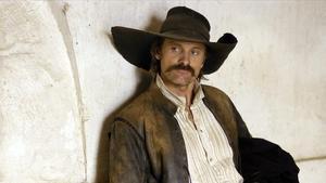 Viggo Mortensen es el capitán Alatriste en la película de Agustín Díaz Yanes.