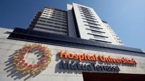 El Hospital Universitari MútuaTerrassa.