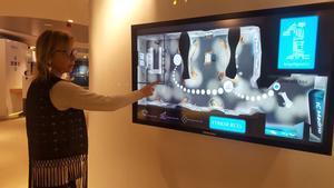 La propuesta 'Digital 1st' estrena una ruta interactiva dentro del Centro de Demostraciones de Telefónica en Madrid.