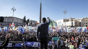 El creixent desafiament populista